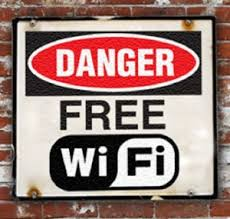 Dangers of using free Wi-fi