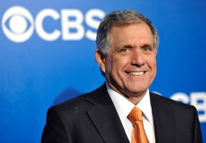 CBS Chief Executive Officer and President, Leslie Moonves